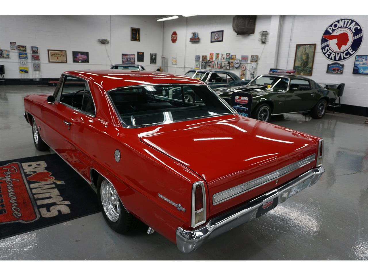 Large Picture of Classic 1967 Chevrolet Nova Offered by Brown's Performance Motorcars - PLFO