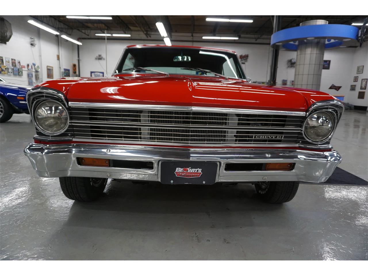Large Picture of '67 Chevrolet Nova - PLFO