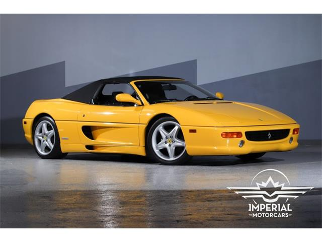 Picture of '97 F355 - PLH0