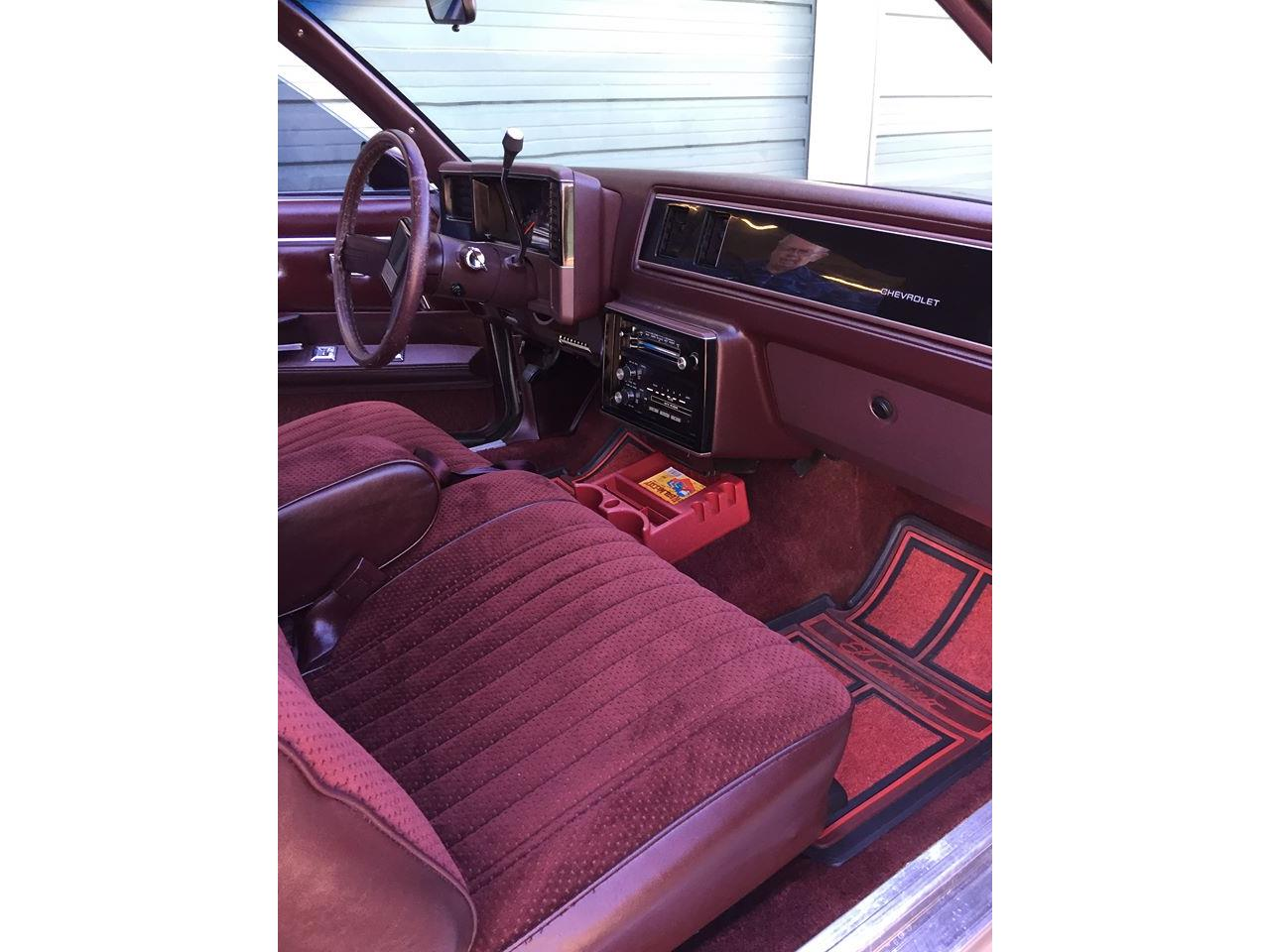 Large Picture of '86 El Camino - PLH9