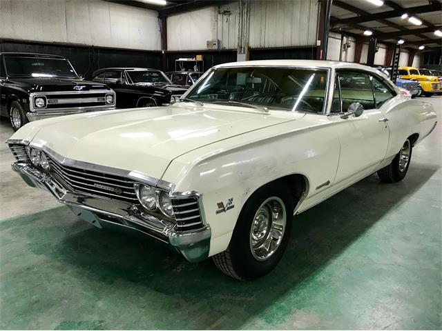 Ekstra 1967 Chevrolet Impala for Sale on ClassicCars.com KR-65