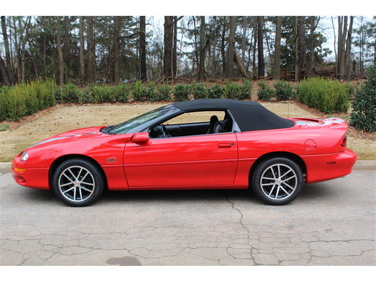 Large Picture of '02 Camaro SS - PIJD