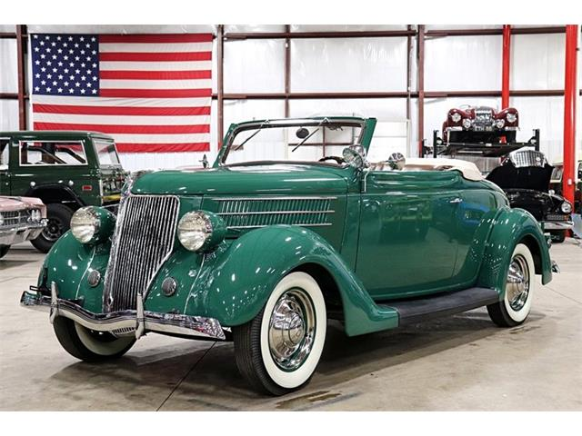 Picture of '36 Cabriolet - PLHX