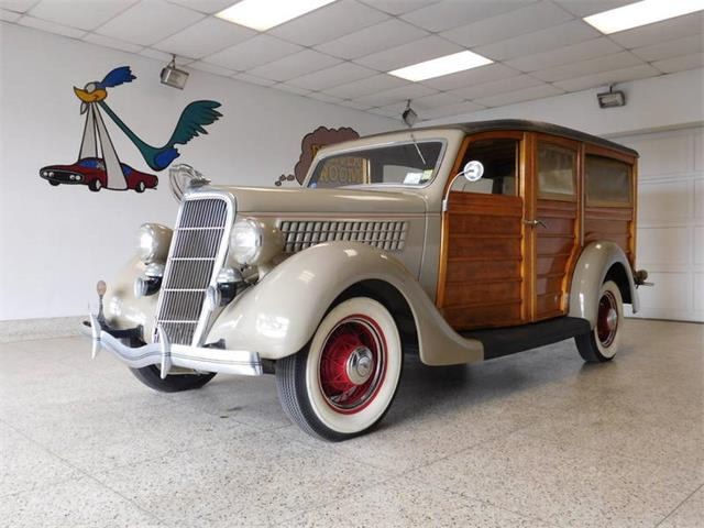 Picture of '35 Woody Wagon - PLIE