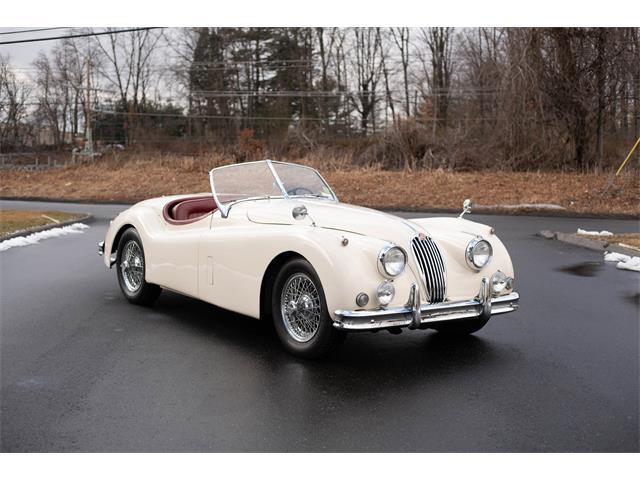 Picture of '56 XK140 - PIJG
