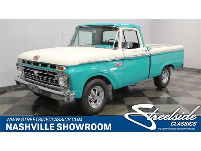 Picture of '65 Ford F100 located in Lavergne Tennessee - $29,995.00 Offered by  - PLIH