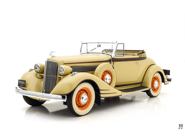 Picture of '34 Eight - PLJ8