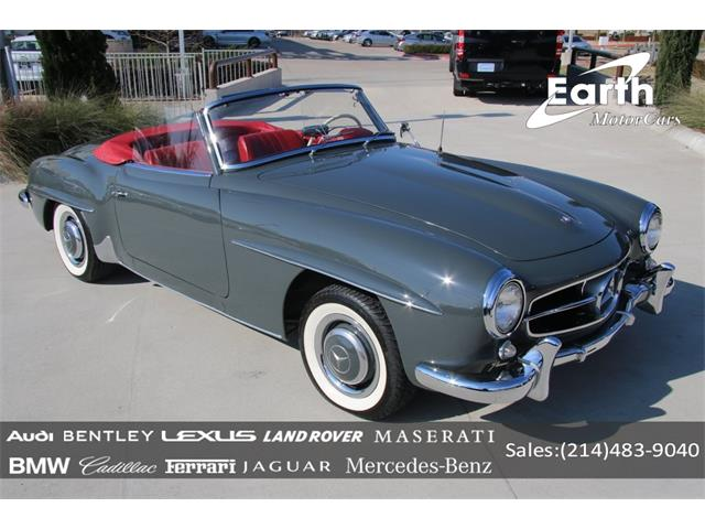 Picture of Classic '59 Mercedes-Benz 190SL located in Carrollton Texas - PIJJ