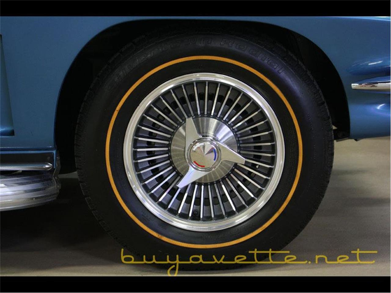 Large Picture of 1966 Chevrolet Corvette located in Atlanta Georgia Offered by Buyavette - PLJU