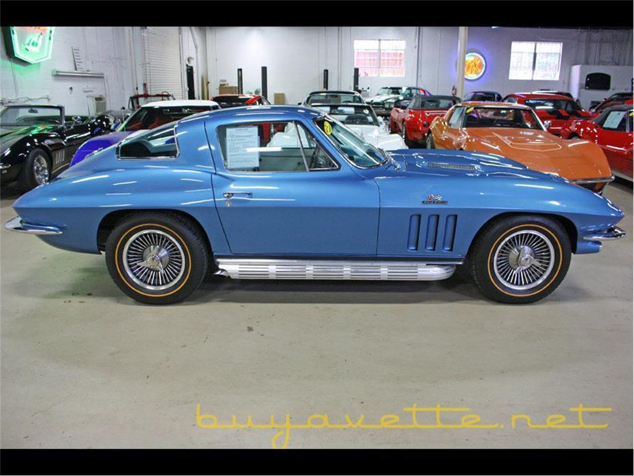Large Picture of '66 Chevrolet Corvette located in Atlanta Georgia Offered by Buyavette - PLJU
