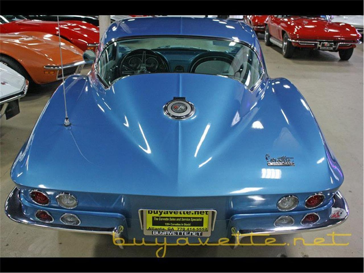 Large Picture of 1966 Corvette located in Atlanta Georgia - PLJU