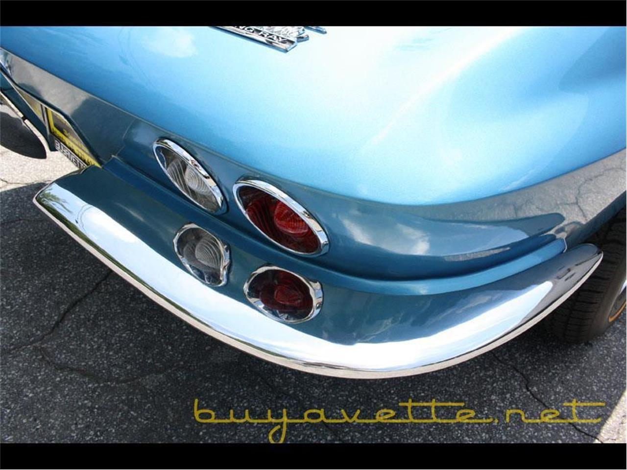 Large Picture of '66 Chevrolet Corvette located in Georgia - $79,999.00 Offered by Buyavette - PLJU