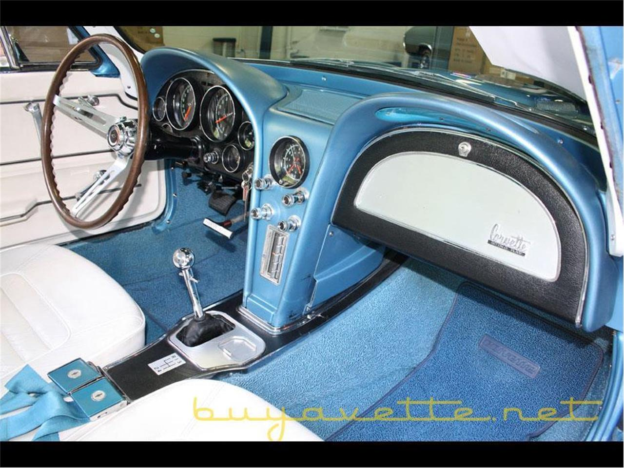 Large Picture of '66 Chevrolet Corvette Offered by Buyavette - PLJU
