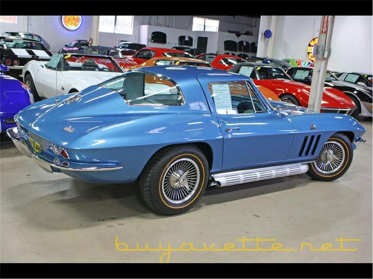 Large Picture of Classic 1966 Corvette Offered by Buyavette - PLJU