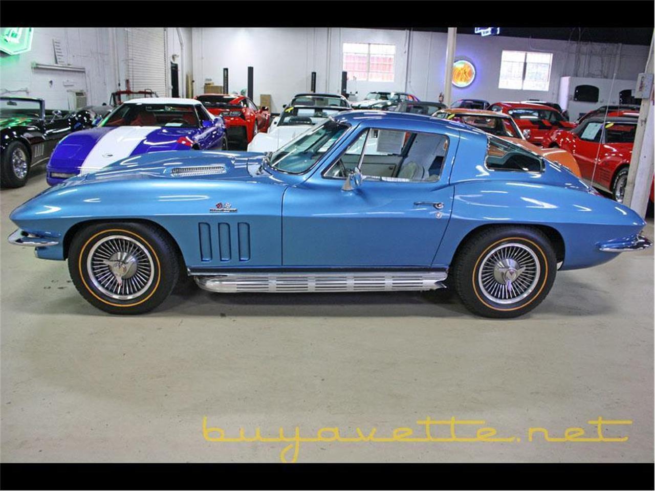 Large Picture of '66 Corvette located in Atlanta Georgia - PLJU