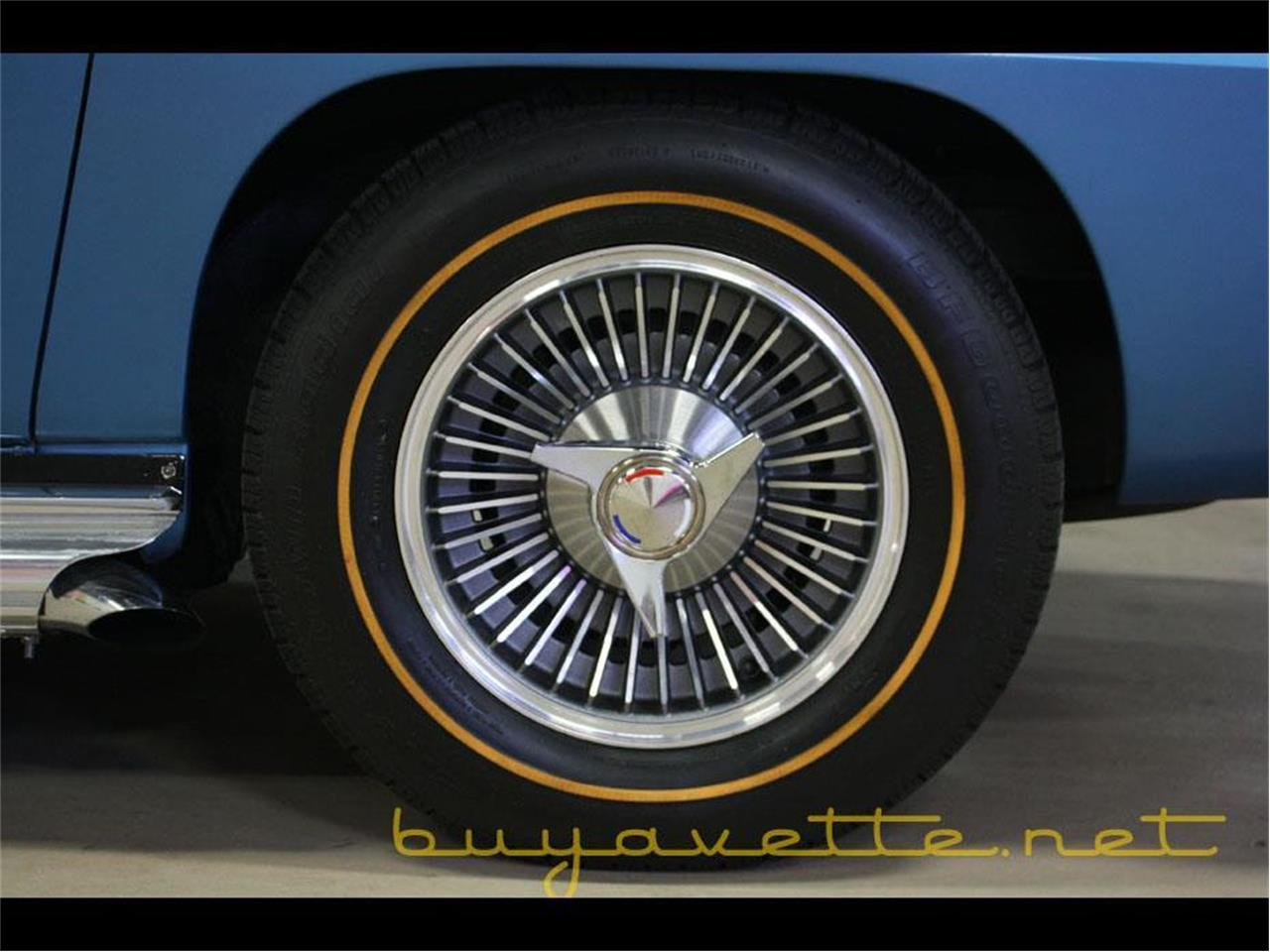 Large Picture of Classic '66 Chevrolet Corvette - $79,999.00 Offered by Buyavette - PLJU