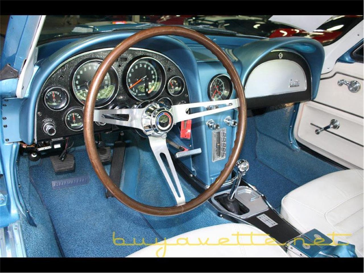 Large Picture of Classic 1966 Corvette located in Georgia - $79,999.00 Offered by Buyavette - PLJU