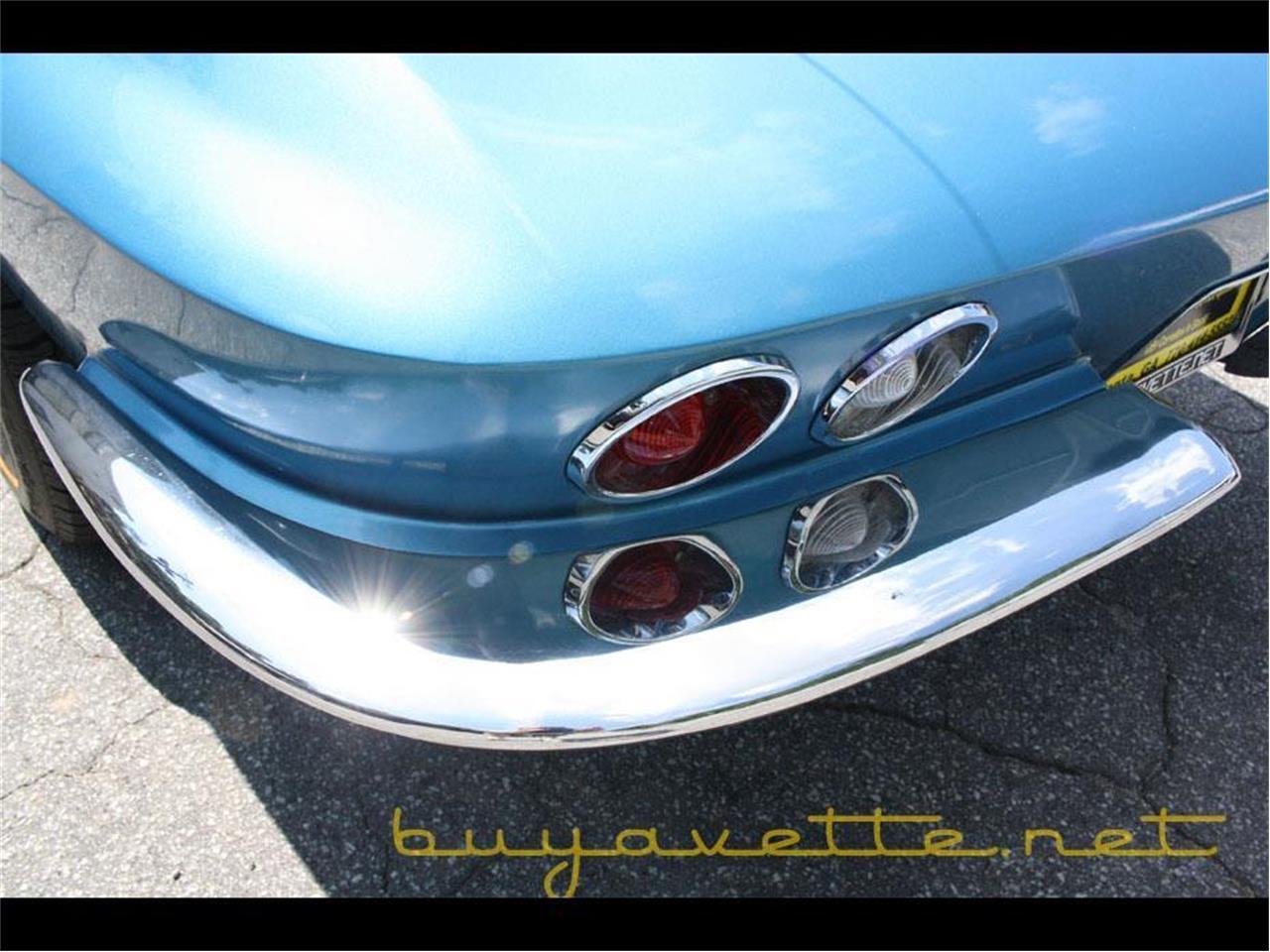 Large Picture of '66 Corvette - PLJU