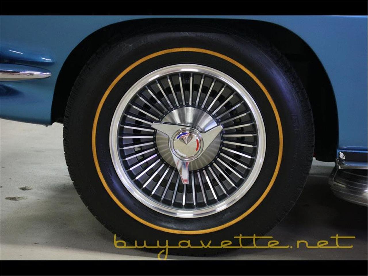 Large Picture of Classic 1966 Chevrolet Corvette located in Atlanta Georgia - PLJU