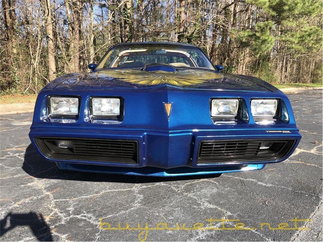 Large Picture of 1979 Pontiac Firebird located in Georgia - $32,999.00 - PLJW