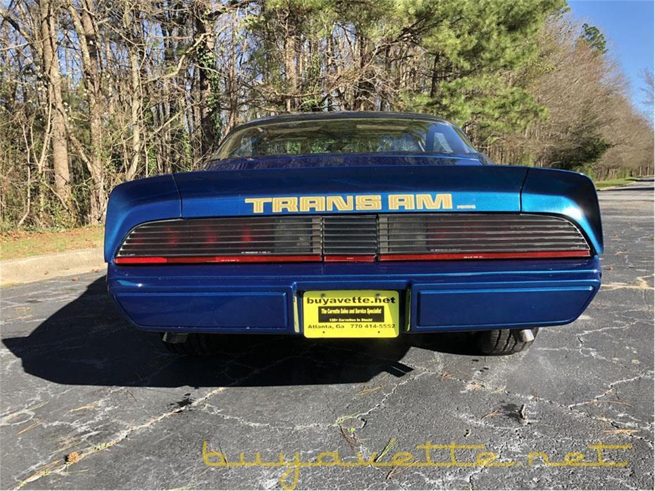 Large Picture of 1979 Pontiac Firebird - PLJW