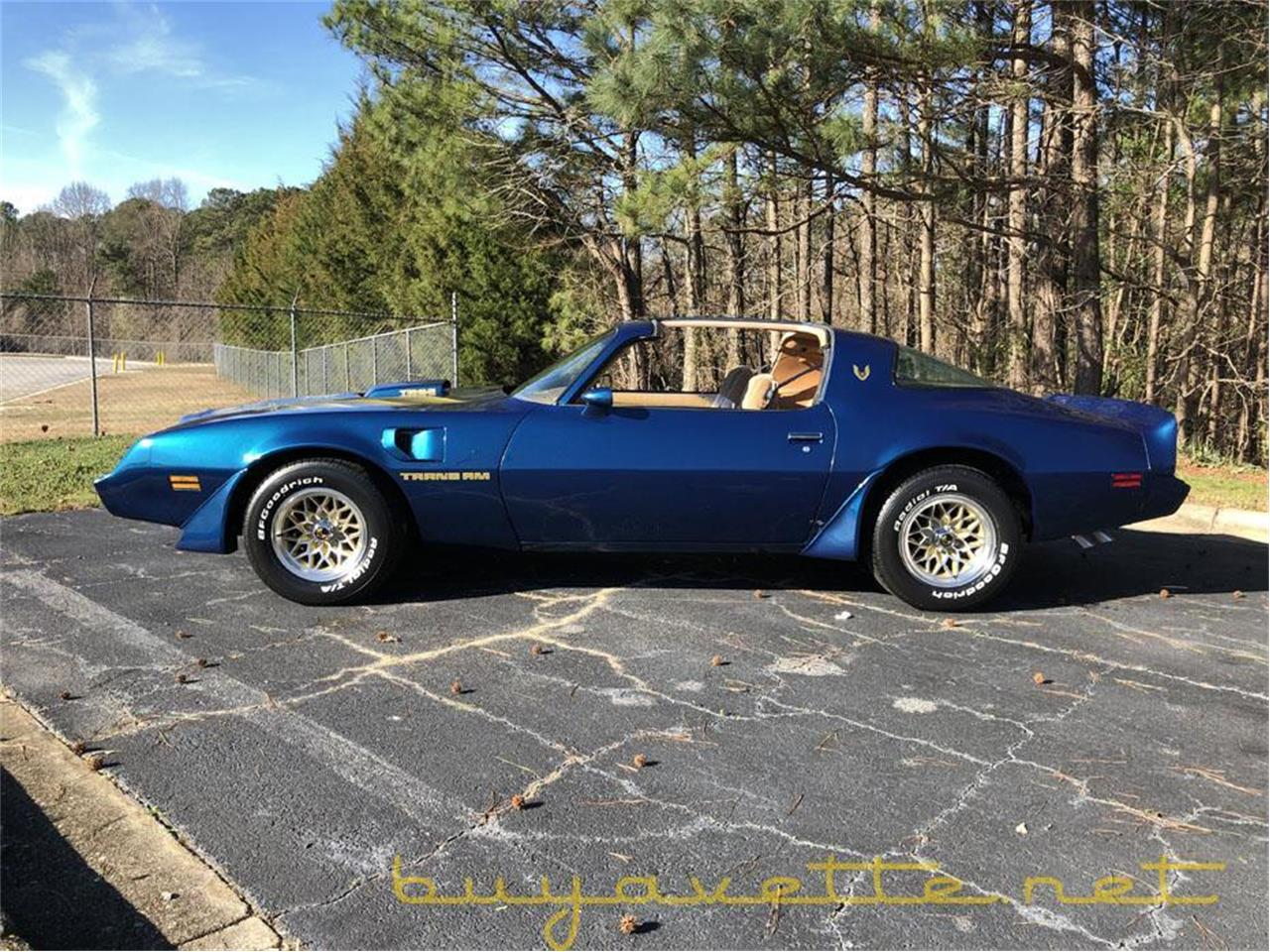 Large Picture of '79 Pontiac Firebird located in Georgia - $32,999.00 Offered by Buyavette - PLJW