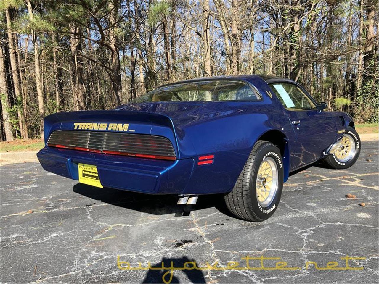Large Picture of 1979 Firebird located in Atlanta Georgia - $32,999.00 - PLJW