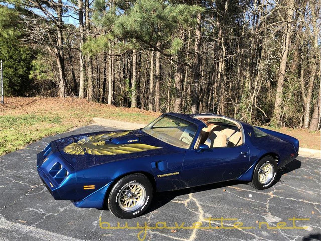 Large Picture of 1979 Firebird located in Atlanta Georgia - $32,999.00 Offered by Buyavette - PLJW