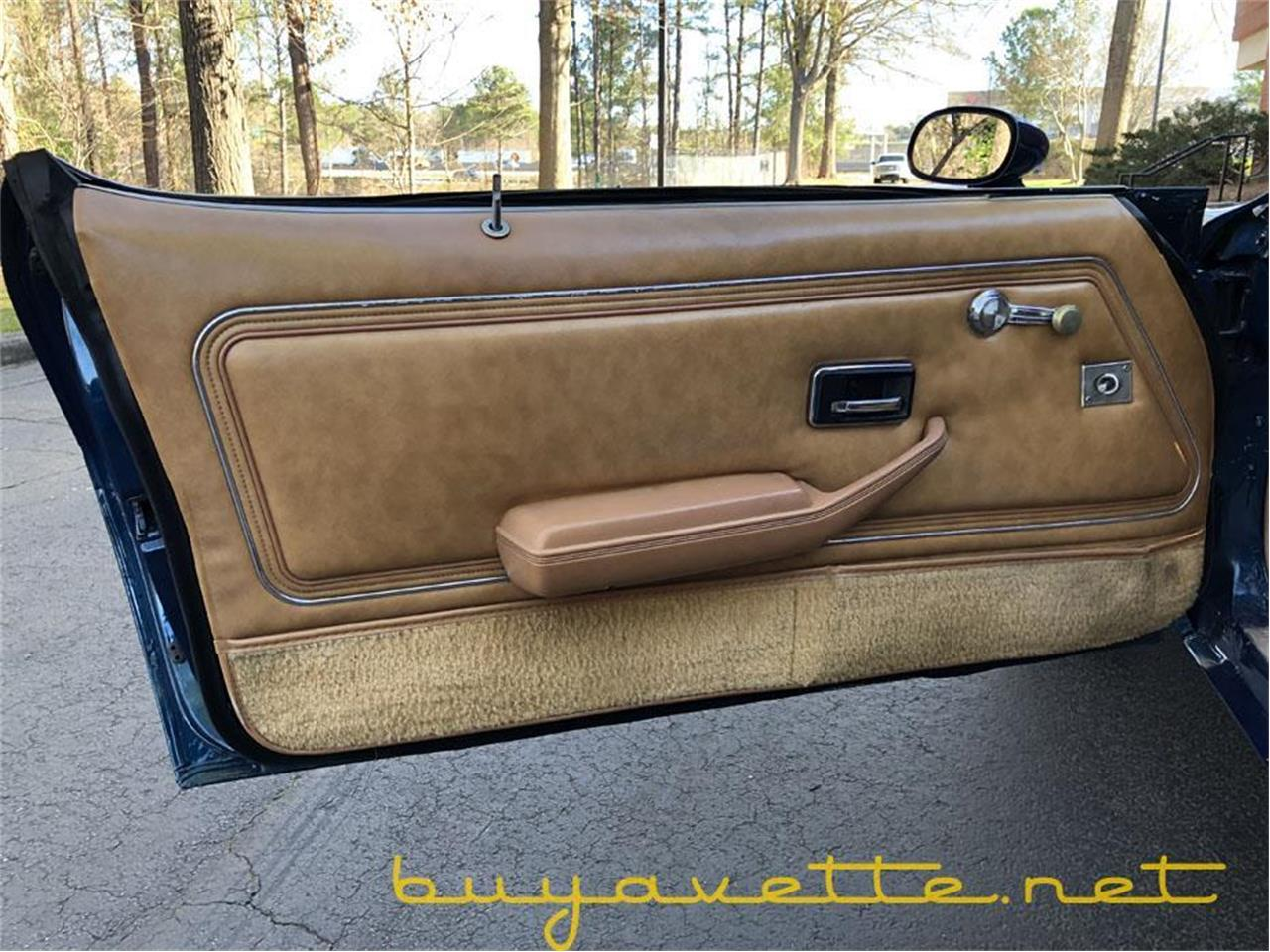 Large Picture of 1979 Pontiac Firebird located in Atlanta Georgia Offered by Buyavette - PLJW