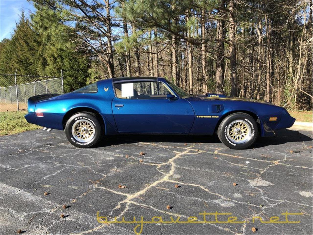 Large Picture of 1979 Pontiac Firebird Offered by Buyavette - PLJW