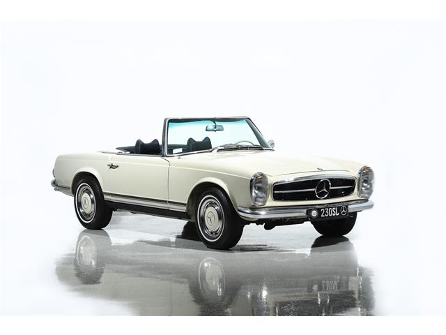 Picture of '67 SL-Class - PLJX