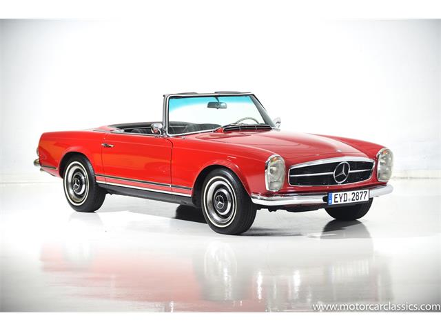 Picture of '66 SL-Class - PLKA