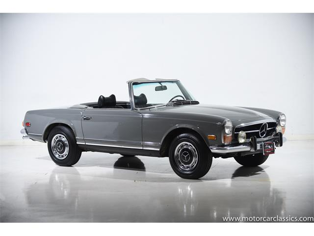 Picture of Classic 1970 Mercedes-Benz SL-Class located in New York - $129,900.00 Offered by  - PLKK