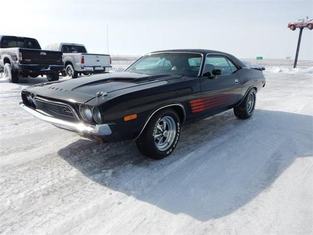 Dodge Challenger Thumb on Dodge 318 Engine Fuel Injected