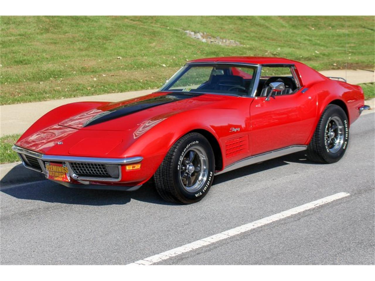 1971 Chevrolet Corvette For Sale Classiccars Com Cc