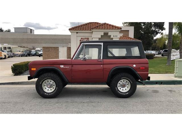 Picture of '73 Bronco - PLLW