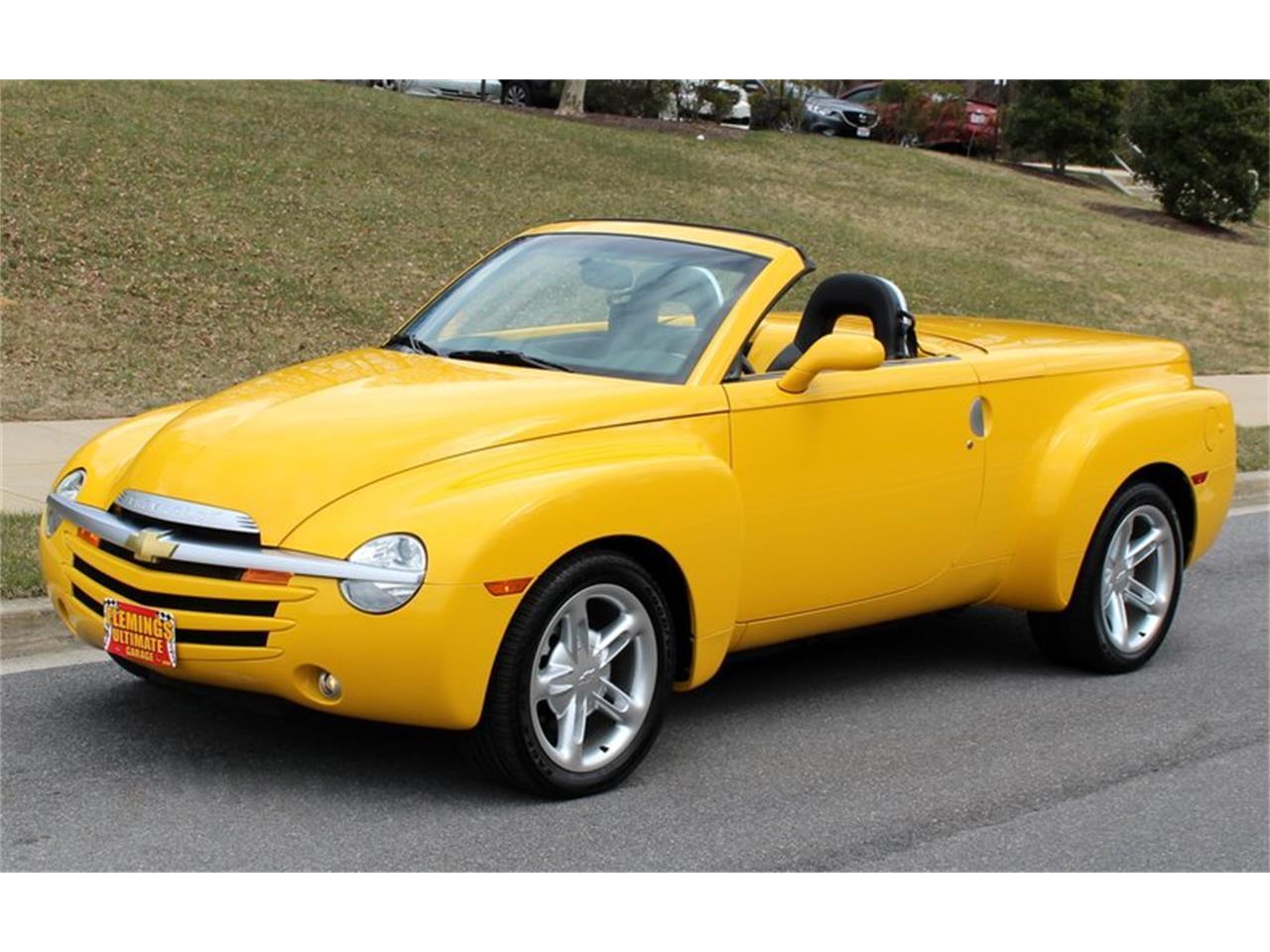 For Sale: 2004 Chevrolet SSR in Rockville, Maryland