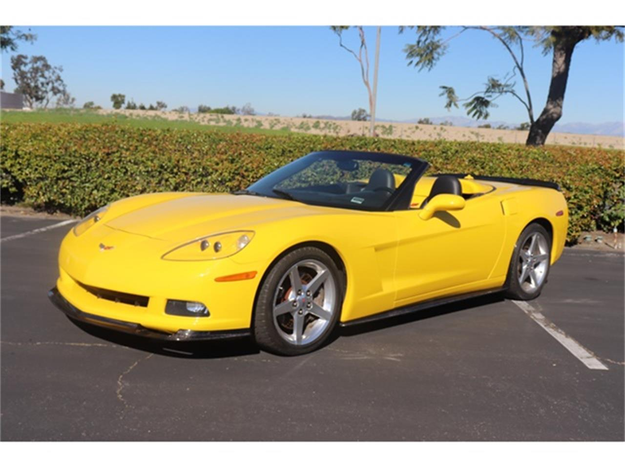 For Sale: 2005 Chevrolet Corvette in Anaheim, California