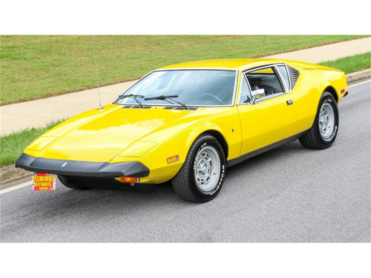 Pantera For Sale >> For Sale 1974 De Tomaso Pantera In Rockville Maryland