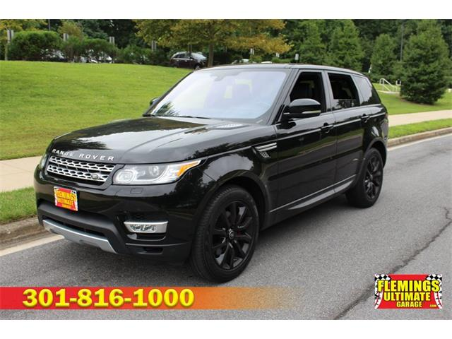 Picture of 2016 Range Rover - $52,990.00 Offered by  - PLNF