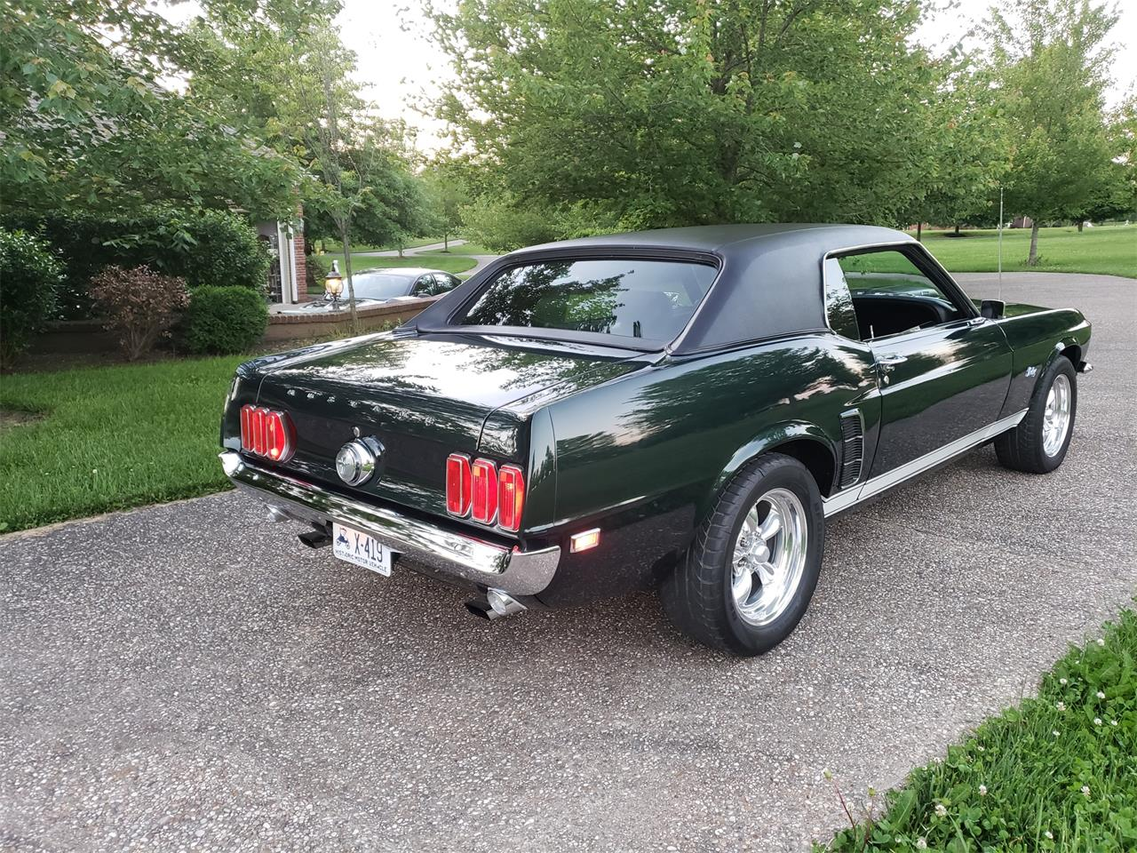 Large Picture of '69 Mustang - PIJY
