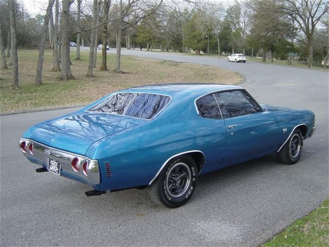 Large Picture of '72 Chevelle - PLNU