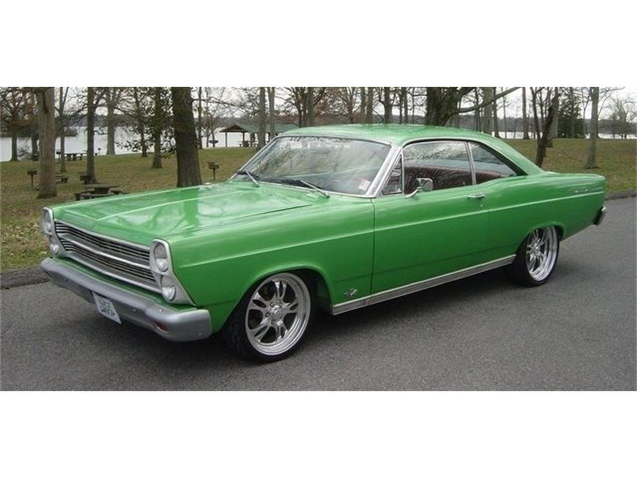 For Sale: 1966 Ford Fairlane in Hendersonville, Tennessee