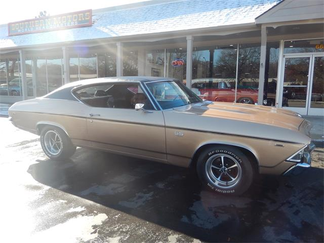 Picture of '69 Chevelle SS - PLOM