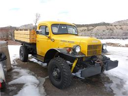 Picture of Classic '52 Power Wagon located in Colorado - $22,000.00 - PLOX