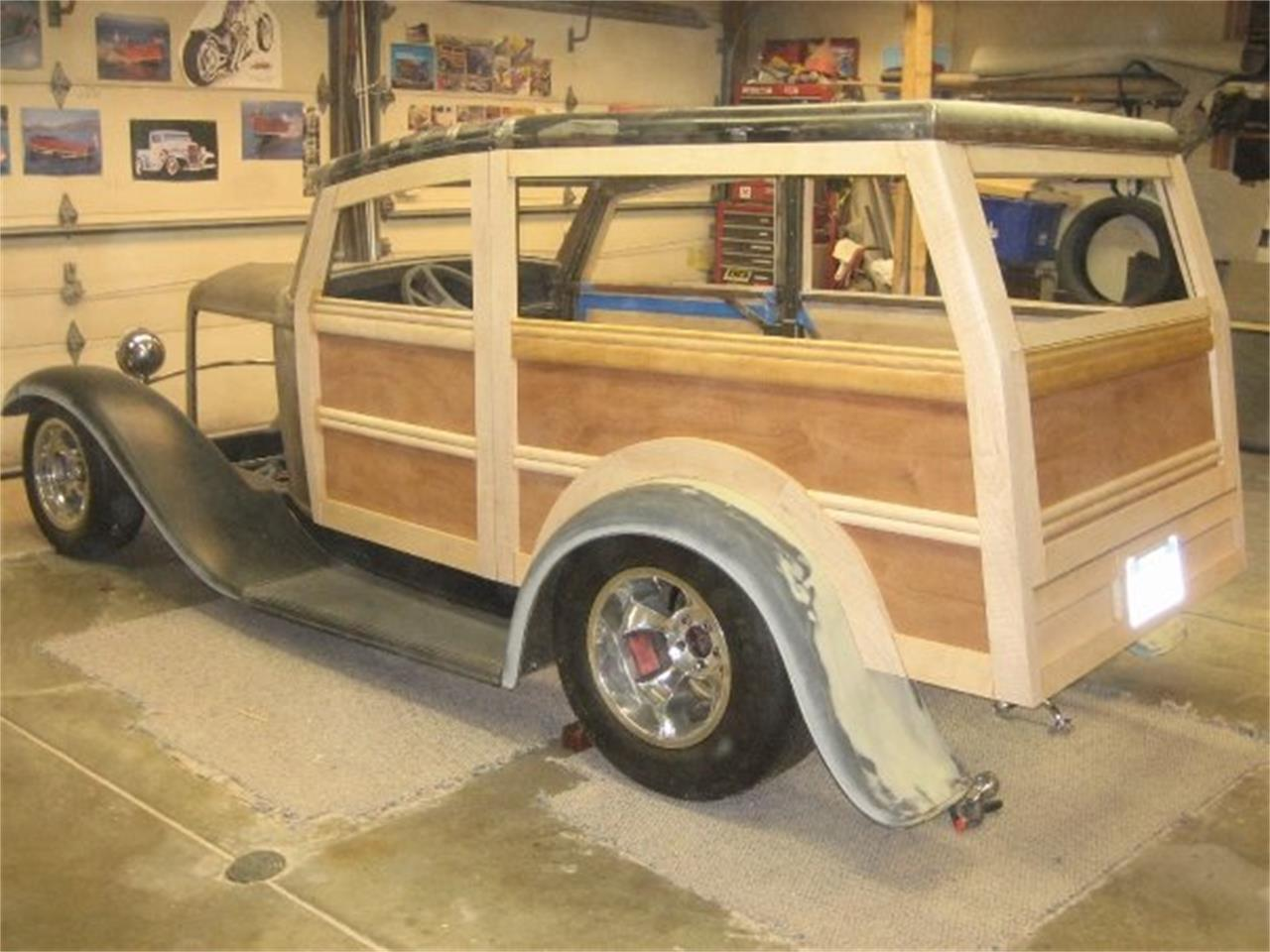 Large Picture of '32 Woody Wagon - PLOZ