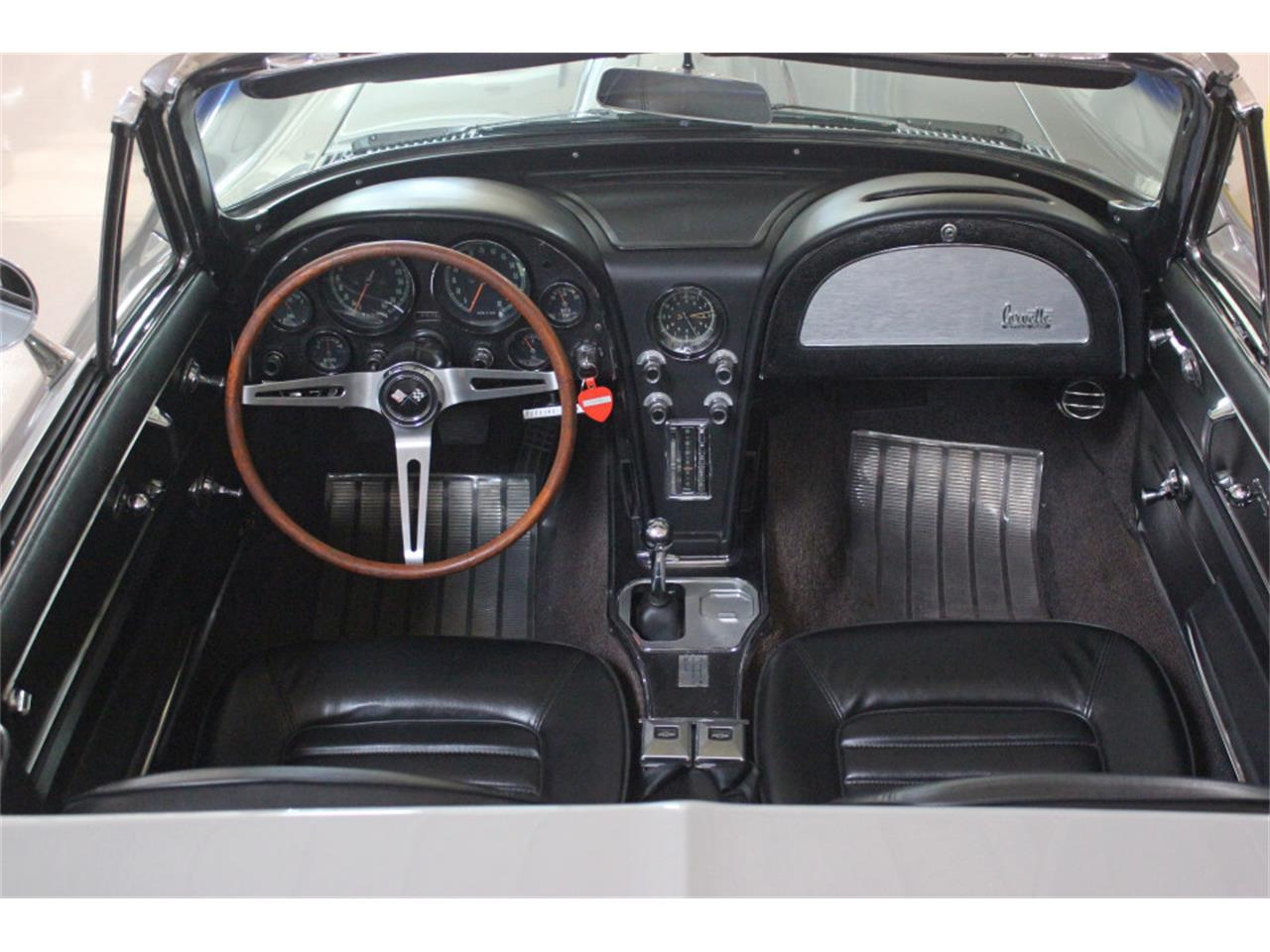 Large Picture of '66 Corvette - PLPF