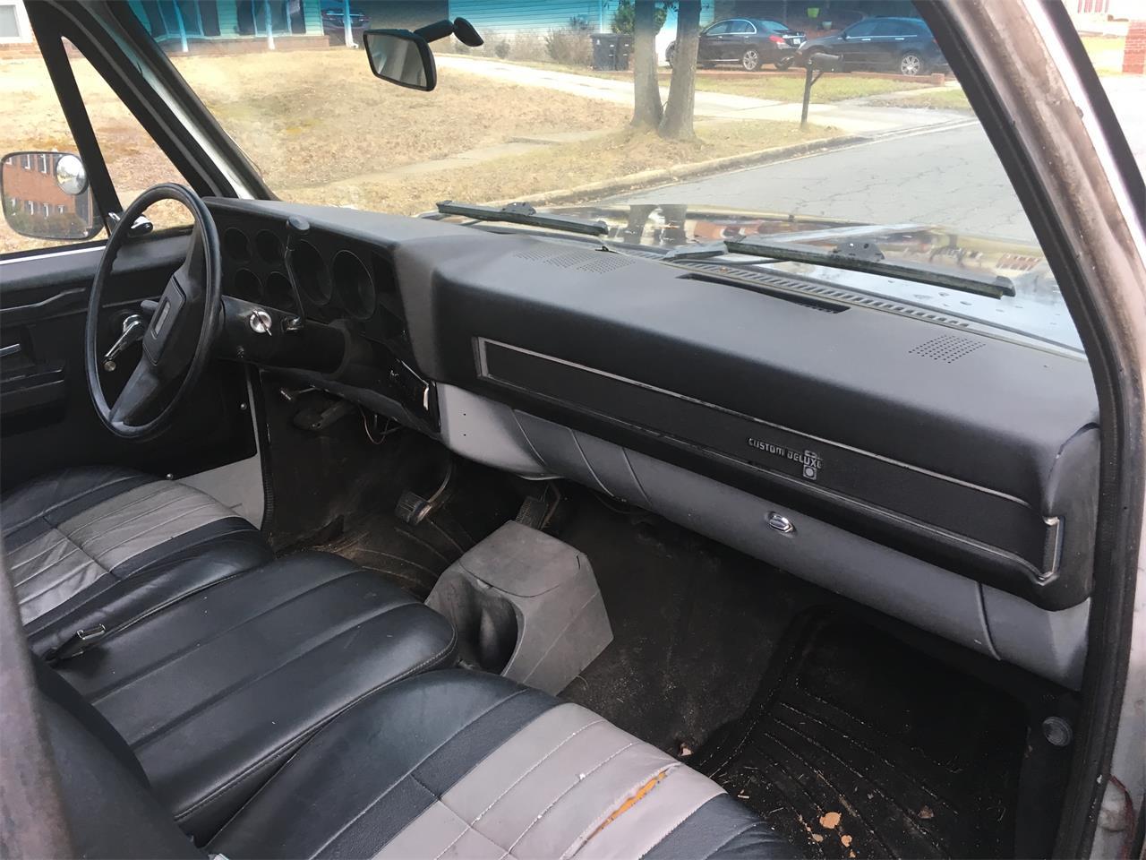 Large Picture of '86 Custom 10 - PLPI