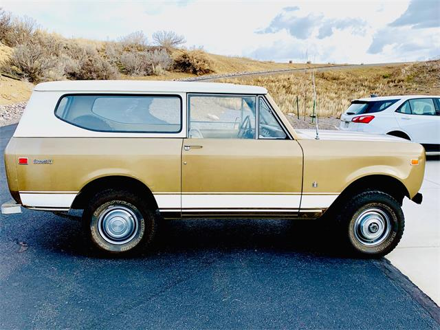 Picture of '74 International Harvester Scout II located in Montrose Colorado - $24,950.00 Offered by a Private Seller - PLPY
