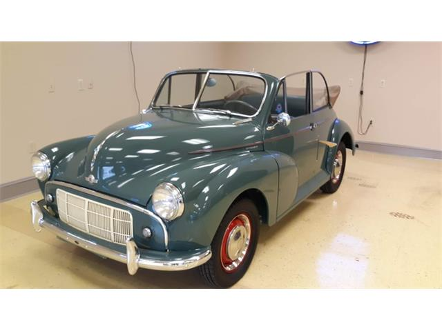 Picture of Classic '52 Morris Minor located in New York - $27,900.00 Offered by  - PLPZ